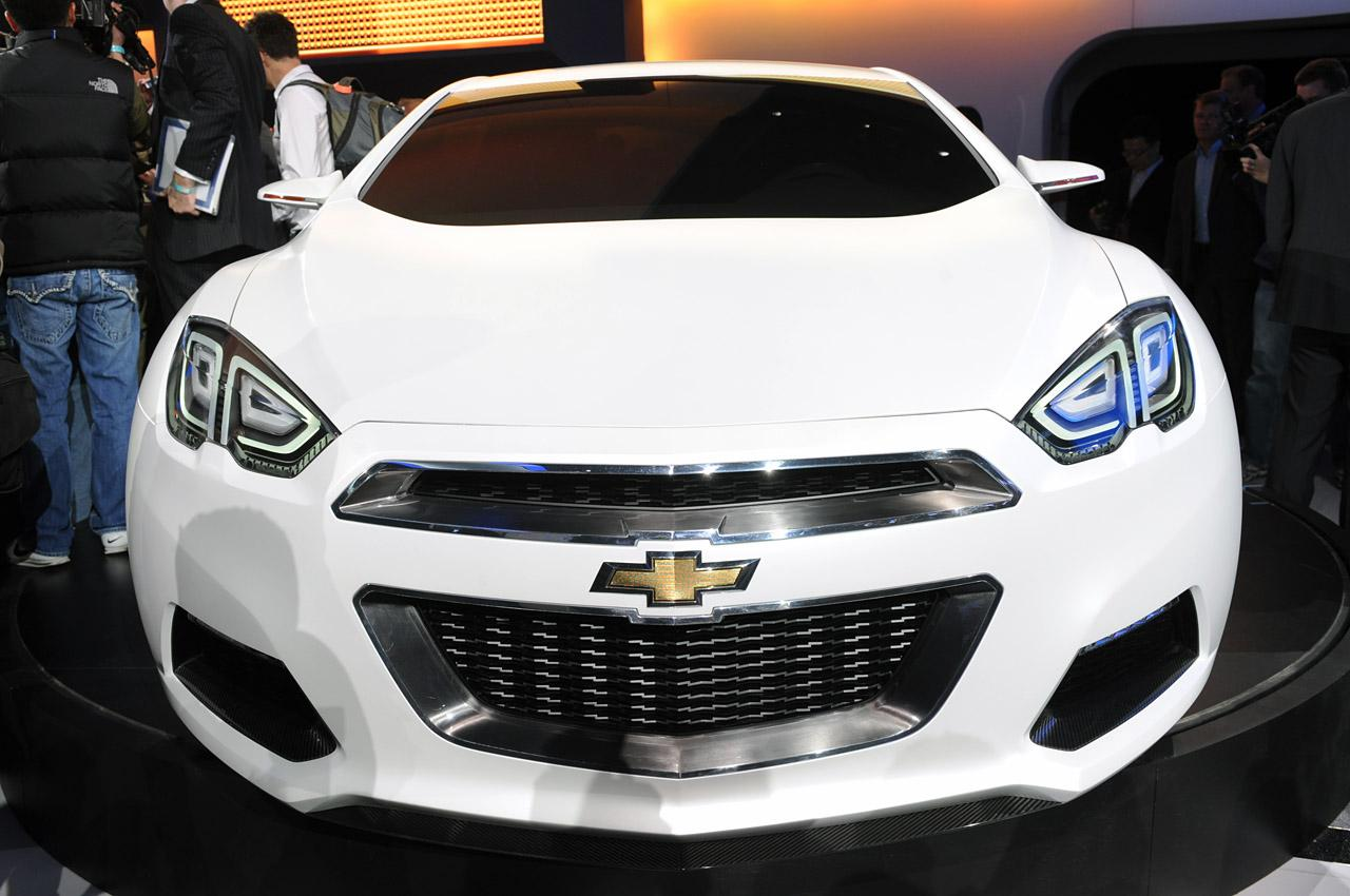 Chevrolet Tru 140S Concept: Detroit 2012 Photos Photo Gallery - Autoblog