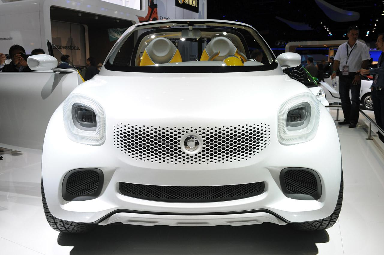 Smart For-Us Concept: Detroit 2012 Photos Photo Gallery - Autoblog