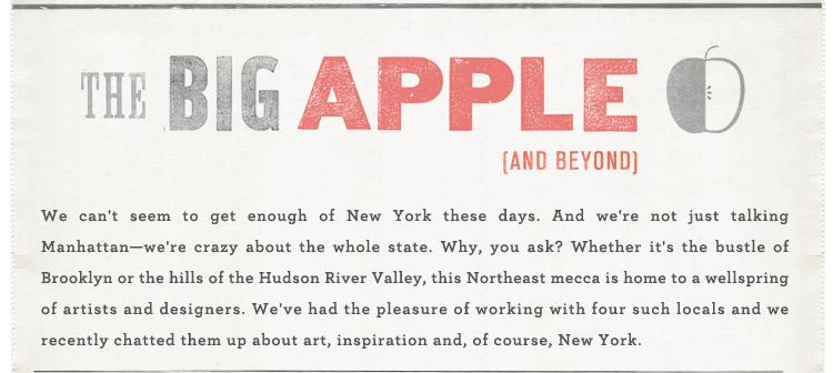 In Our Own Words: why we love NY.