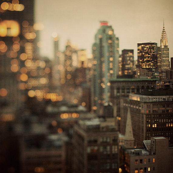 New York City Photograph City of Glass by EyePoetryPhotography