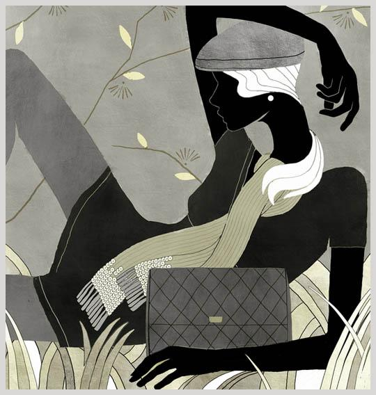 SuperAwesomePics » Blog Archive » Creative and Expressive Fashion Illustrations
