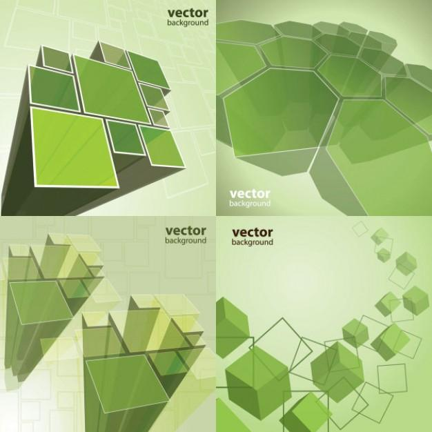 Dynamic box effects - Vector | Download free vector