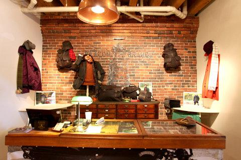 Shopping Portland, Maine | Barbour by David Wood | A Continuous Lean.