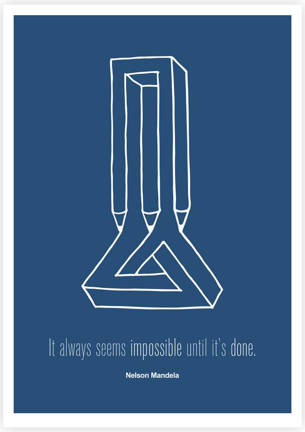 Famous Quotes Illustrations by Tang Yau Hoong | 123 Inspiration