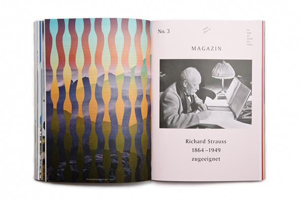 It's Nice That : Fons Hickmann continue their great work with Semperoper for 2013/14 yearbook