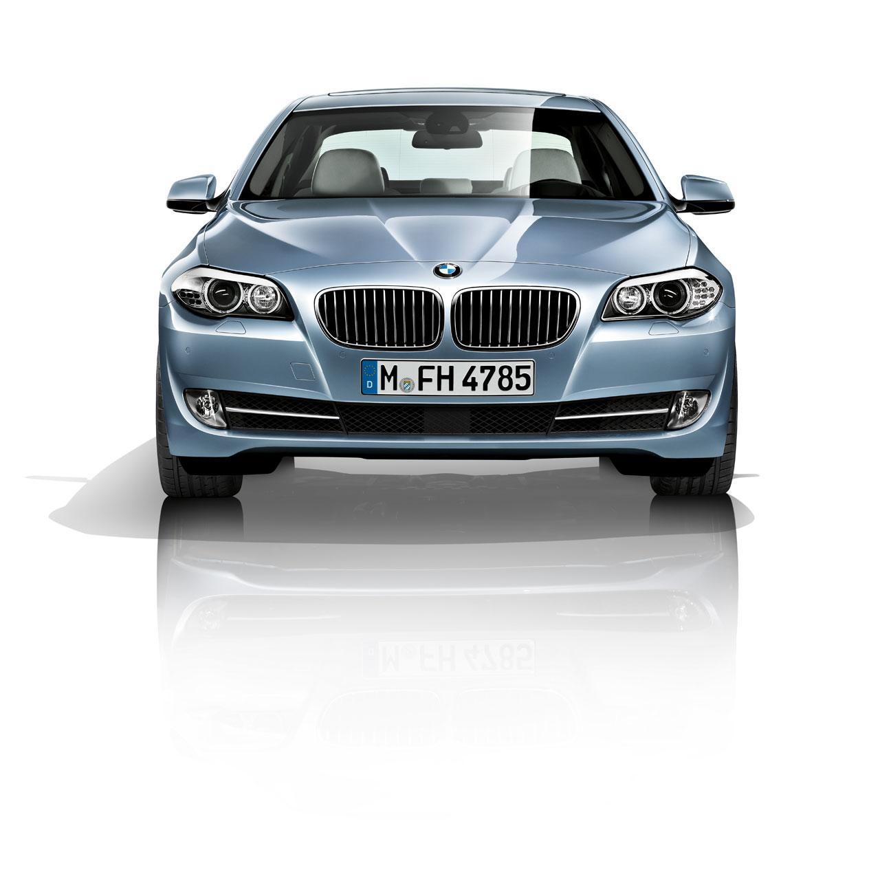 2012 BMW ActiveHybrid 5 Photo Gallery - Autoblog