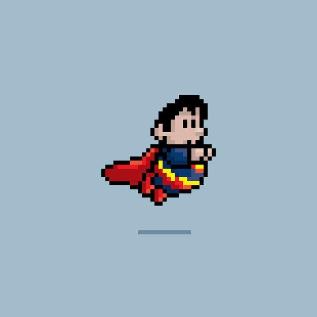 40 Beautiful 8-Bit Artworks | inspirationfeed.com