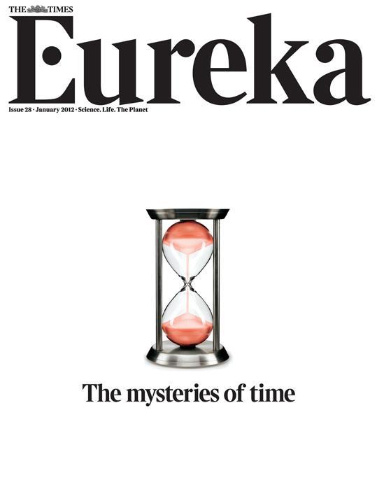 NAS CAPAS: EUREKA BY THE TIMES