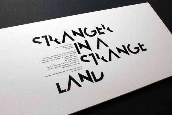 Wicked Typography Inspiration