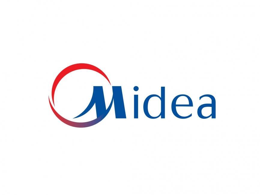 Midea Vector Logo - COMMERCIAL LOGOS - Industry : LogoWik.com #256024 ... Blue
