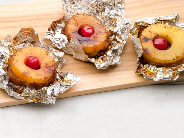 Things to Grill in Foil : Recipes and Cooking : Food Network