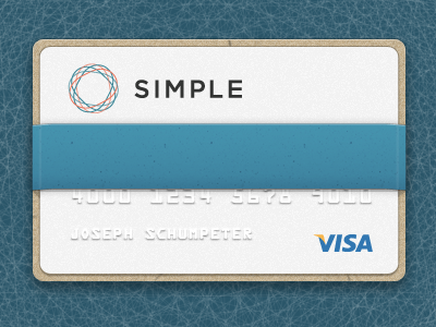 Simple Card by Ian Collins