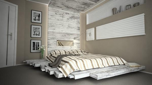 Fancy - Platform Bed by Ezzo Design