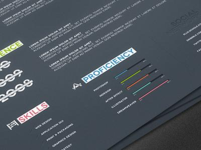 Corporate Resume by Agence Me