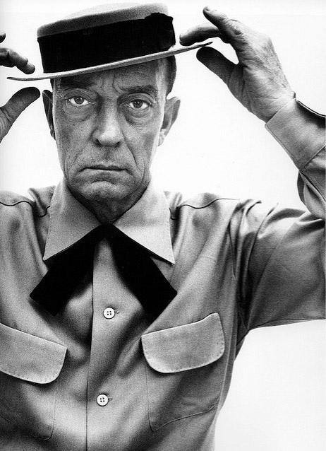 Buster Keaton by Richard Avedon | Flickr - Photo Sharing!