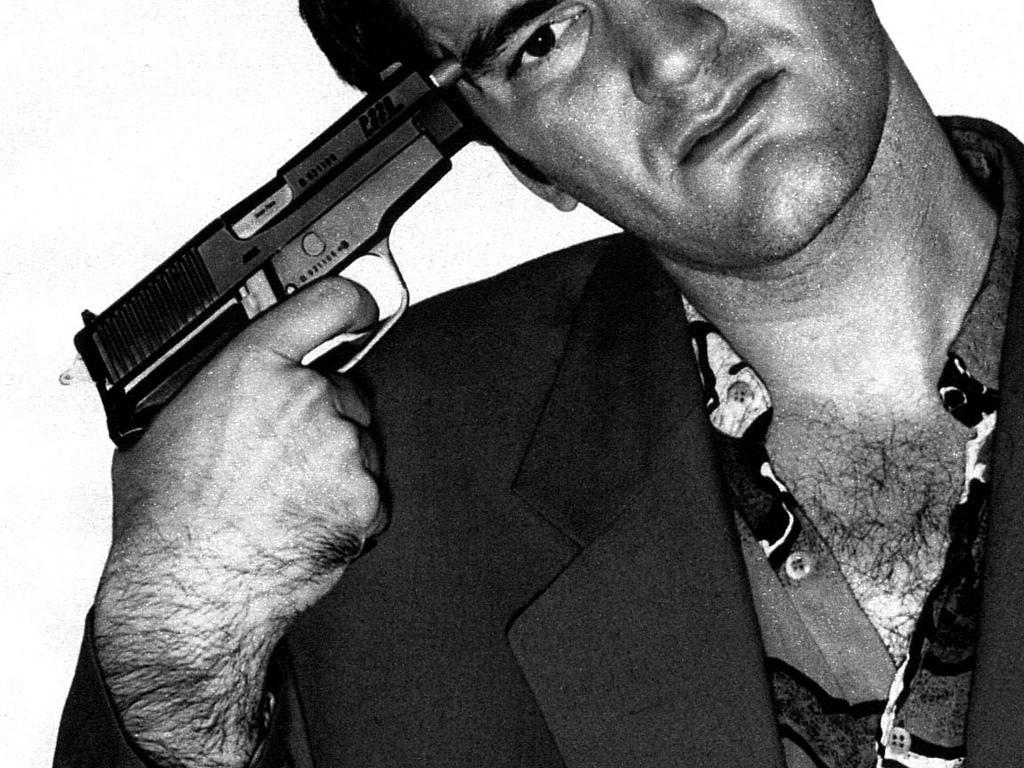 Quentin Tarantino | Flickr - Photo Sharing!