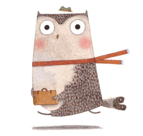 My Owl Barn: Owl Lover 2012 Calendar