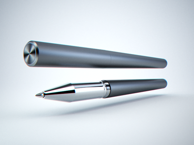 Porsche Design Pen by Ali Hammoud