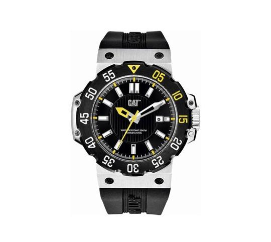 Caterpillar Deep Ocean Divers' Watch Fends Off The Sharks | Be Sportier