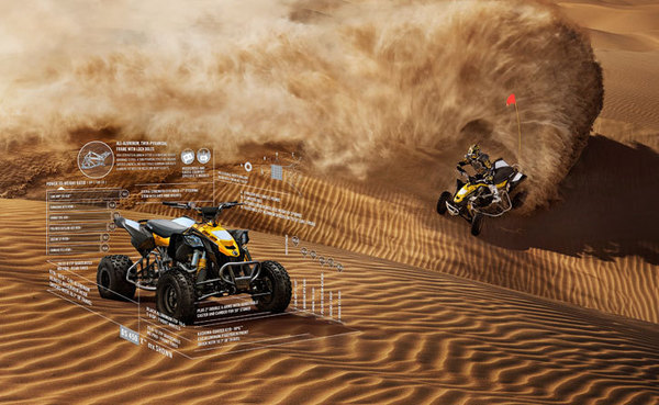 Can-Am ATV - CGi