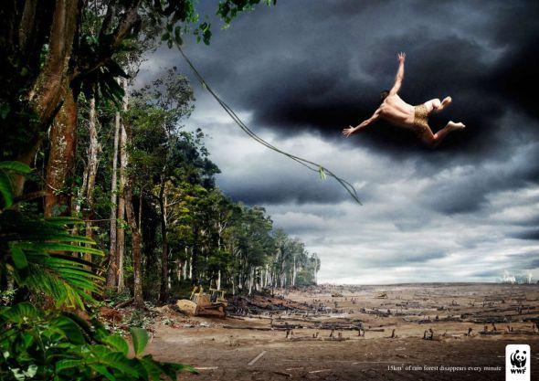 "WWF: Tarzan | Ads of the Worldâ""¢"