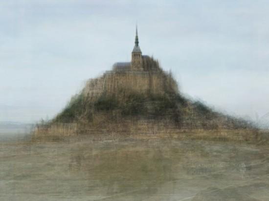 Superposition de photos de Célèbres Monuments par Corinne Vionnet - Un blog en bois