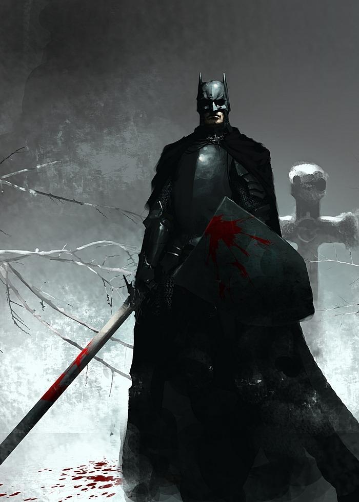 dark knight by IgorKieryluk - CGHUB