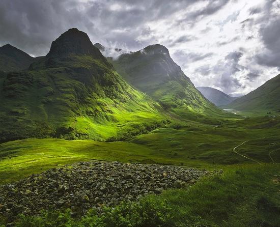 Piccsy :: Glencoe, Highlands, Scotland