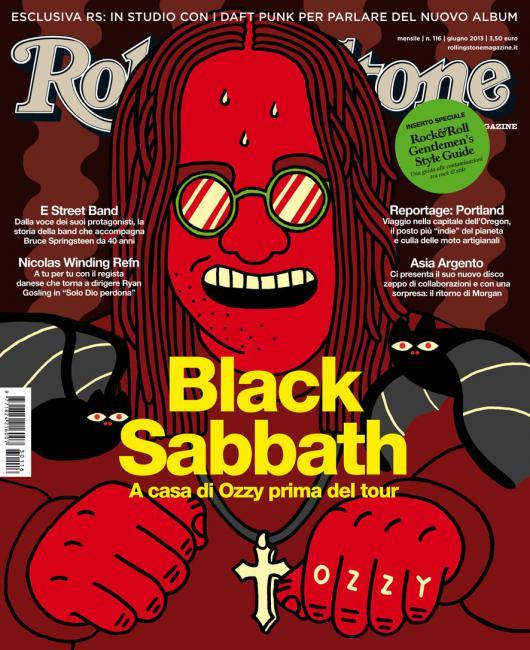 Rolling Stone (Italy) - Coverjunkie.com