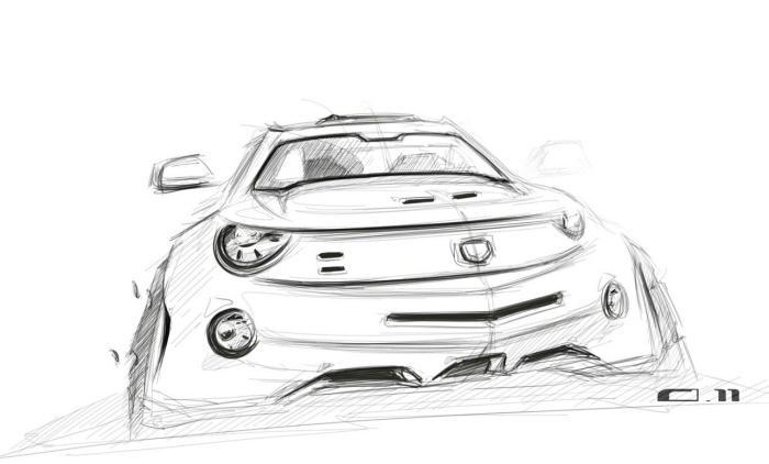 sketches by ramandeep singh at Coroflot.com