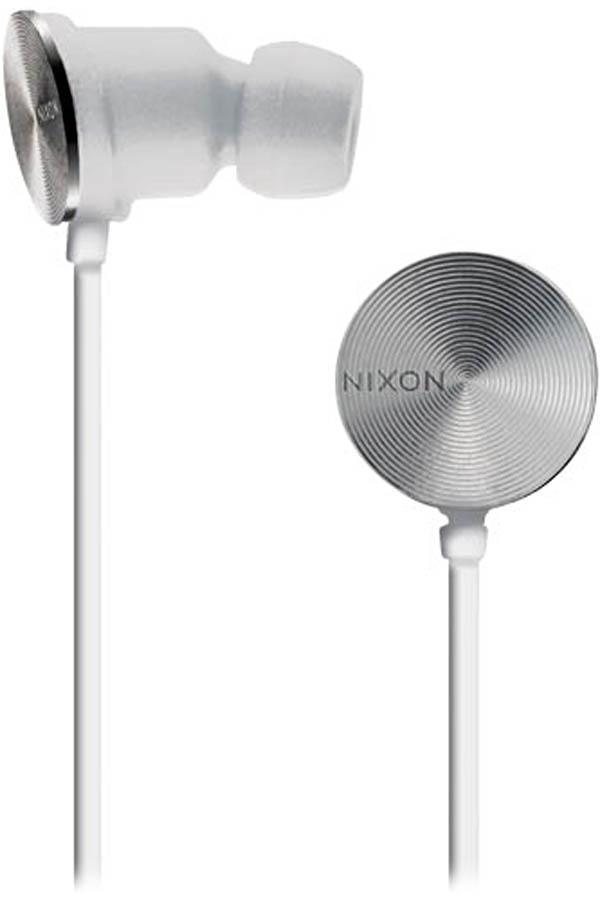 The Nixon Store by Boardco - Nixon Nomadic Headphones in Gunmetal