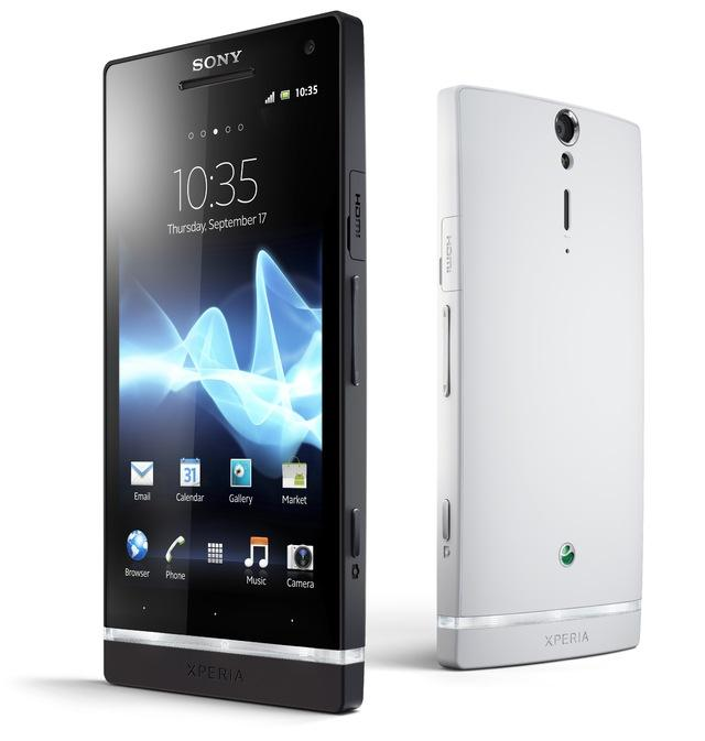 Sony Ericsson introduce the Sony Xperia S - Neowin.net