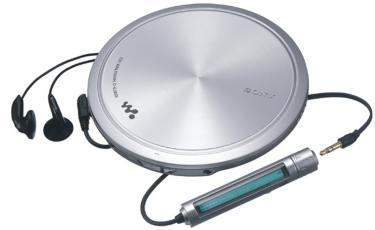 <<<UK>>> The SONY D-EJ955 Portable CD Walkman Information  Pictures and Spec at avland
