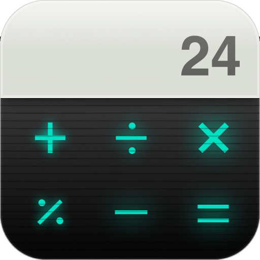 Calzy – The Smart Calculator   iOS Icon Gallery