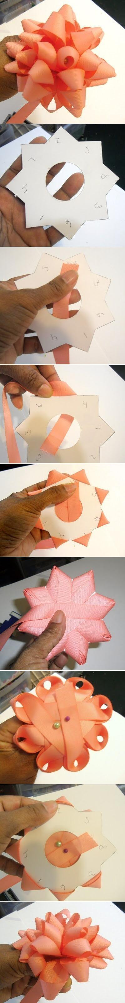 DIY Bow of Ribbon DIY Projects | UsefulDIY.com
