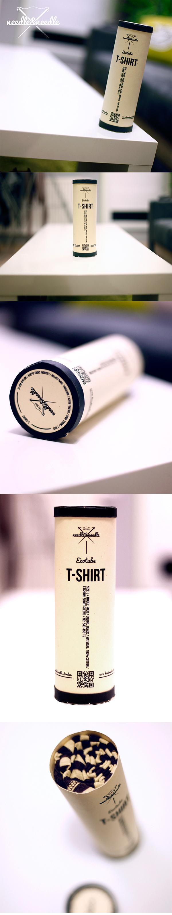 Ecotube packaging - Packaging Design on Creattica: Your source for design inspiration