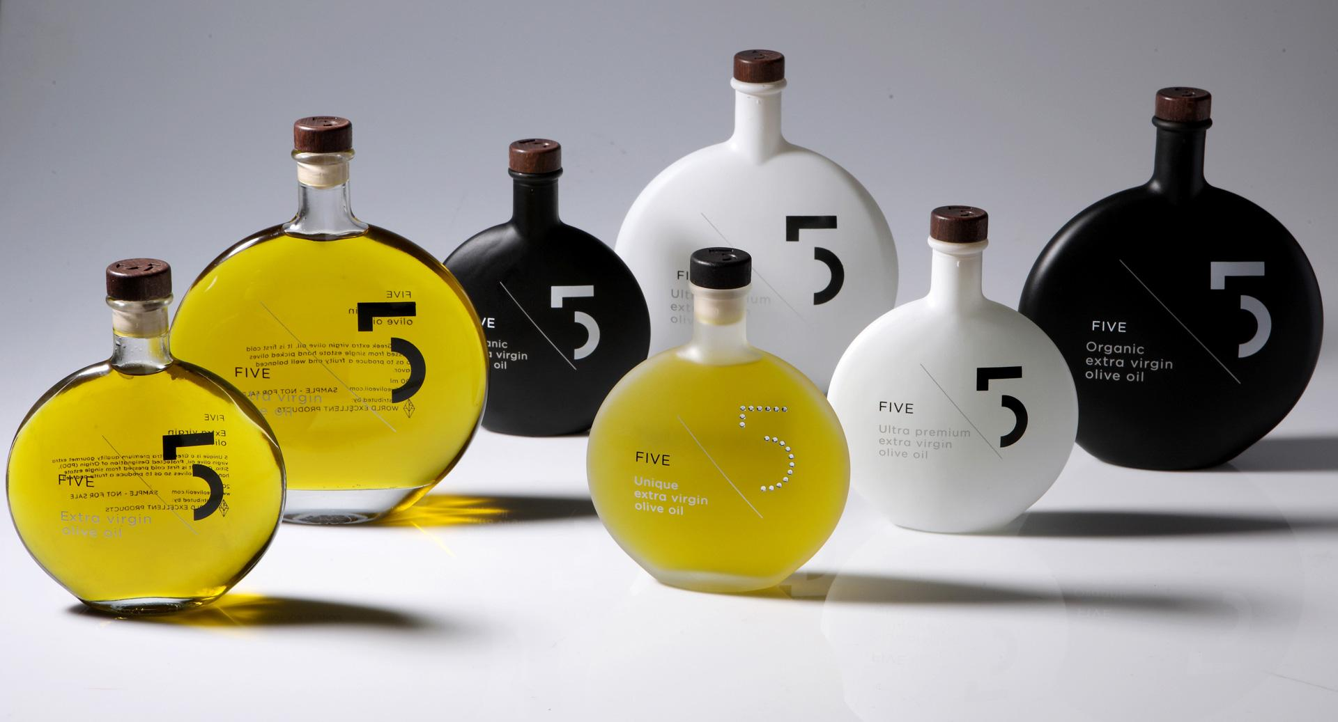 Five Olive Oil || Products || 5 Organic