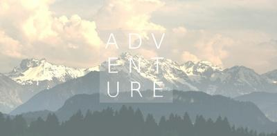 ADVENTURE Art Print by SUNLIGHT STUDIOS | Society6