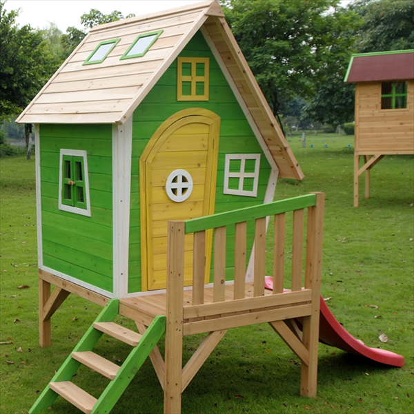 DIY Designs   Kids Pallet Playhouse Plans   Wooden Pallet    DIY Designs   Kids Pallet Playhouse Plans   Wooden Pallet Furniture