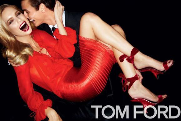 Tom Ford Spring 2012 Campaign | Dope Ambition