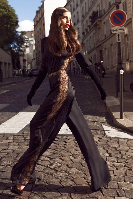 Emily DiDonato by Alexander Neumann for Vogue Mexico January 2012 [Editorial] - Fashion Copious