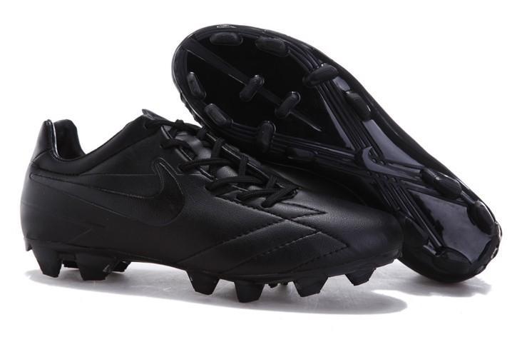 NEW - Nike Total 90 Laser IV KL FG Soccer Cleats in Blackout