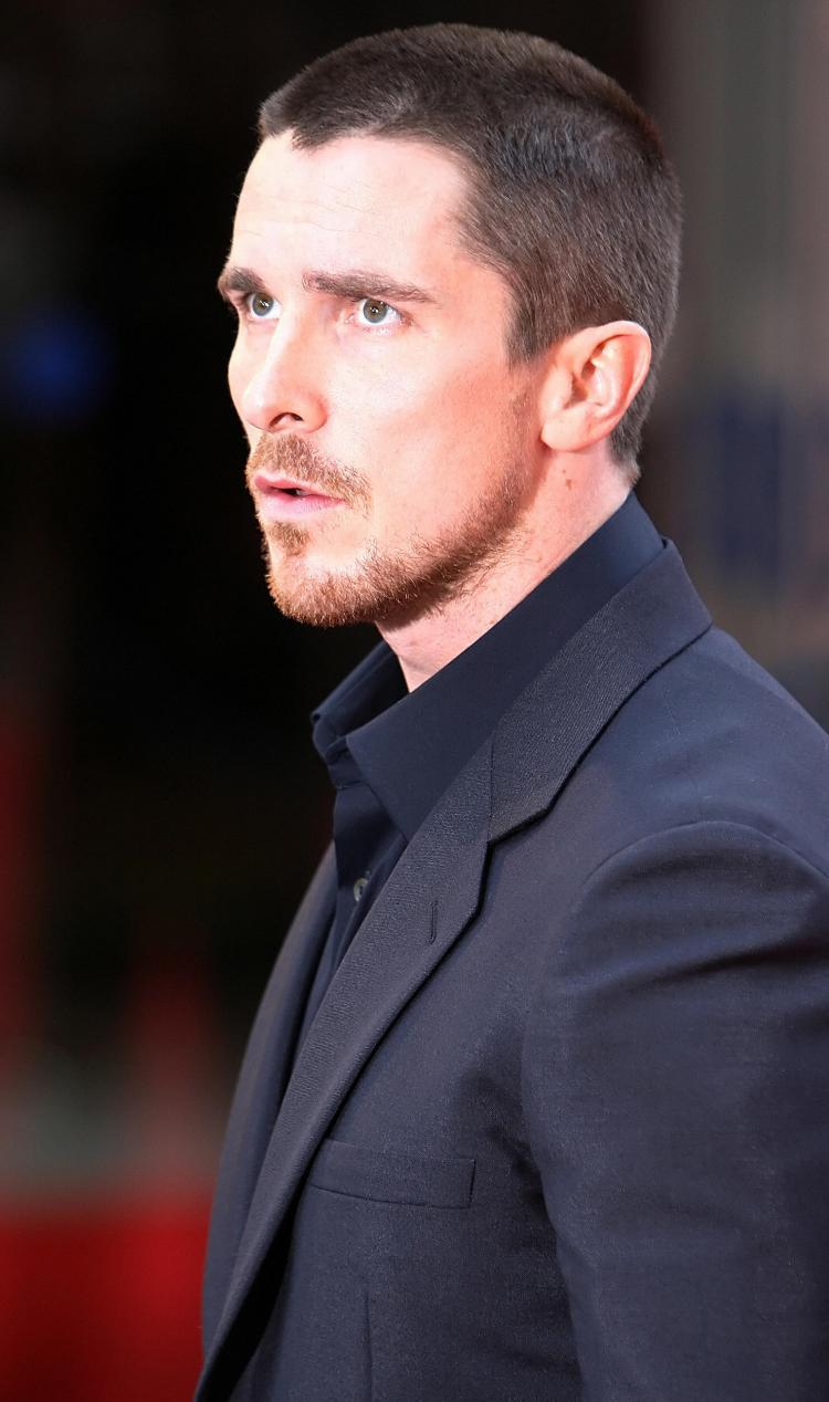 Christian Bale buzz haircut | 2012 Hair Styles