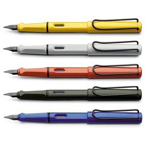 Write Well with Lamy Safari Fountain Pens | Luxury Pens Blog | Luxury Pens Blog | Fountain Pen Store | Montgomery Pens