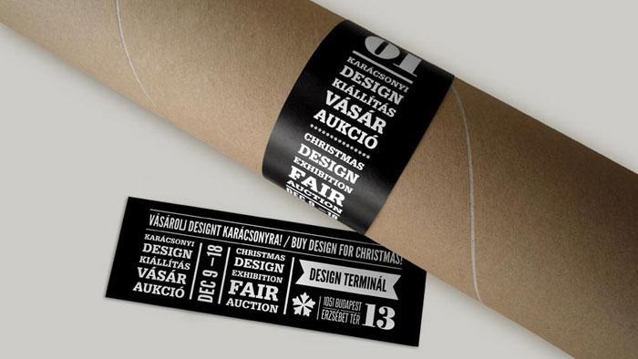 Ajándék TerminálExhibition - The Dieline: The World's #1 Package Design Website -