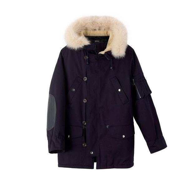 APC Parka apc.fr discount sale voucher promotion code | fashionstealer