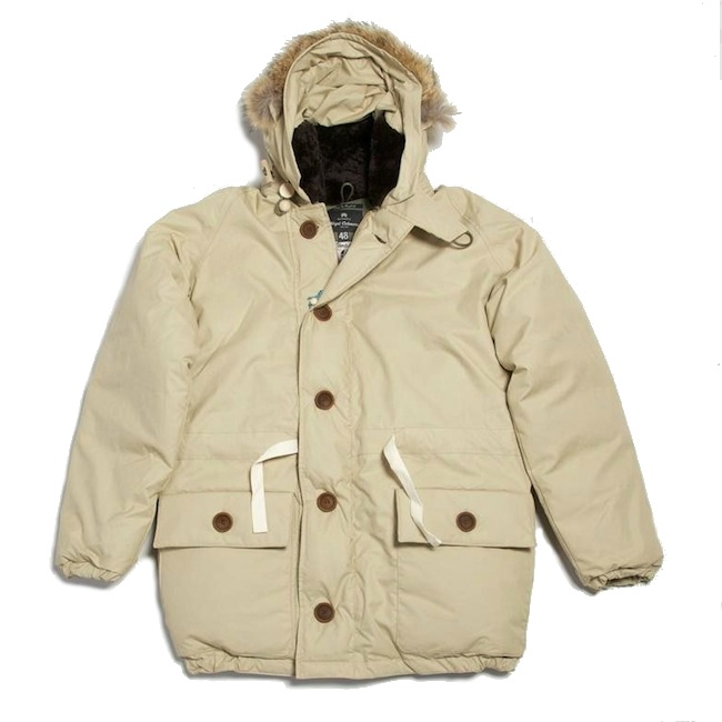 Nigel Cabourn Everest Parka LN-CC discount sale voucher promo code | fashionstealer
