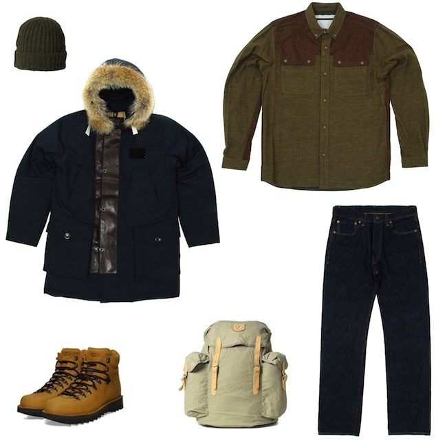 Woolrich Fjallraven End clothing discount sale voucher promotion code | fashionstealer