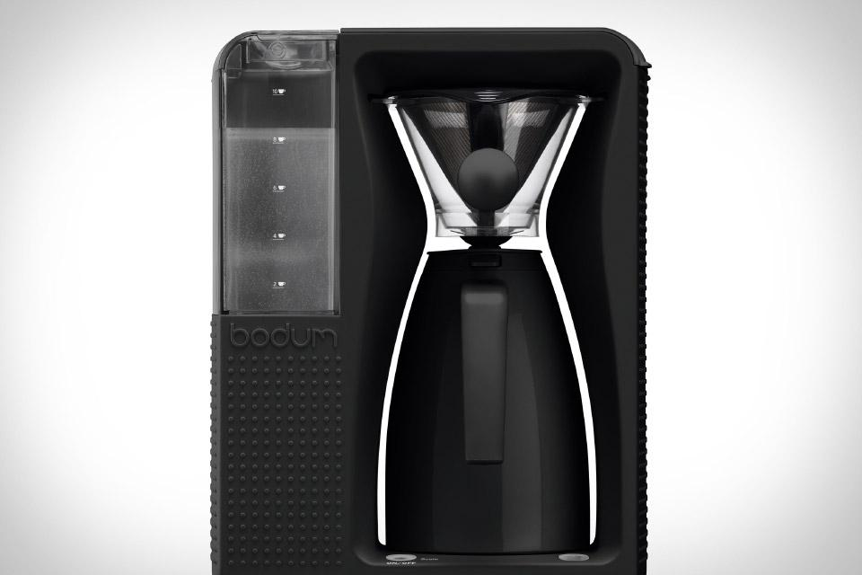Bodum Bistro Pour Over Coffee Machine | Uncrate