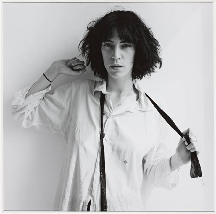 'Patti Smith', Robert Mapplethorpe | Tate